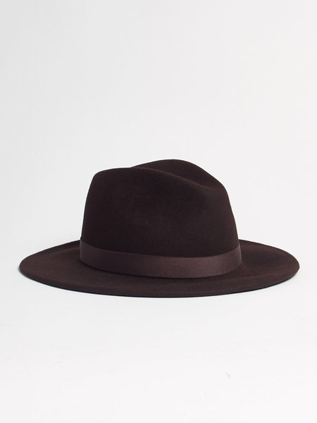 Yestadt Millinery Nomad Packable - Chocolate