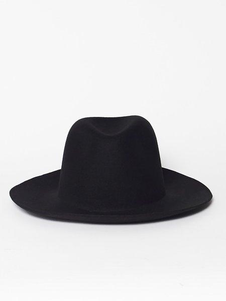 Reinhard Plank Uniform Hat - Black