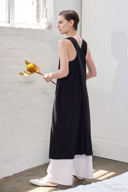 Kowtow Twist Back Dress