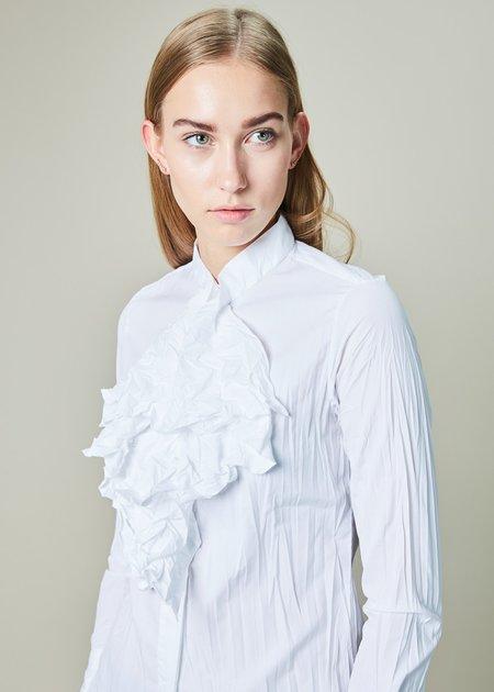 Guglielminotti Wrinkled Victorian Shirt