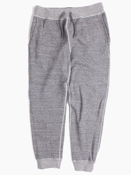 National Athletic Goods Gym Pant 11oz Fleece Dark Grey