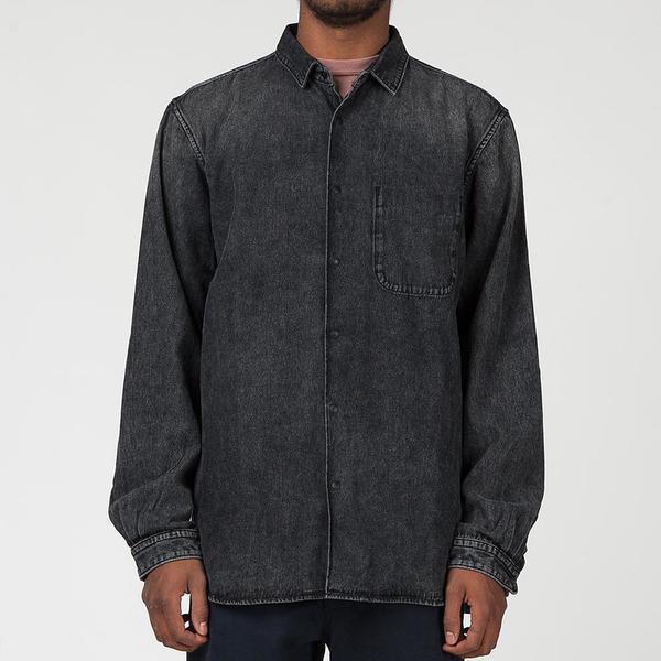 Manastash OD Shirt Jacket III - Black
