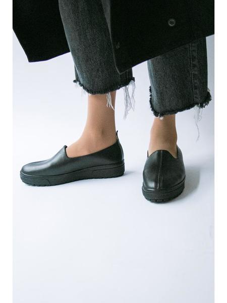 Vayarta Platform Sneaker - Black