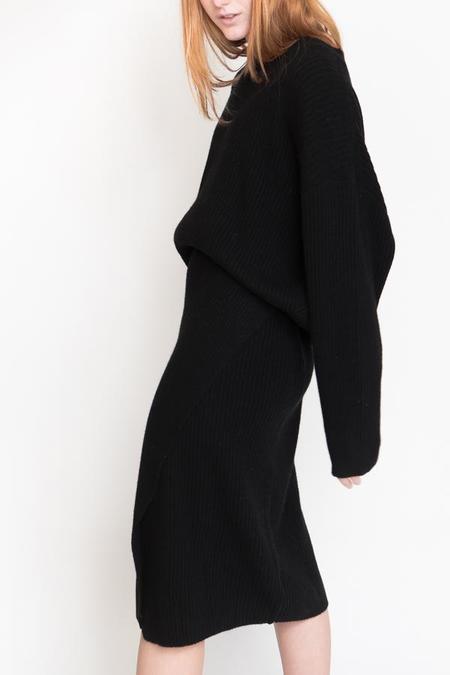 Just Female Corn Skirt - Black