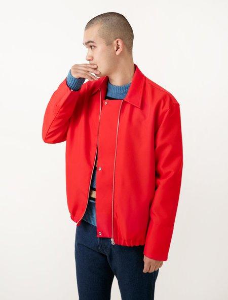Marni Coach Jacket - Bright Red