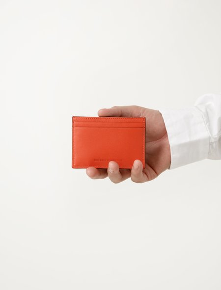 Marni Wallet - Burgundy/Orange