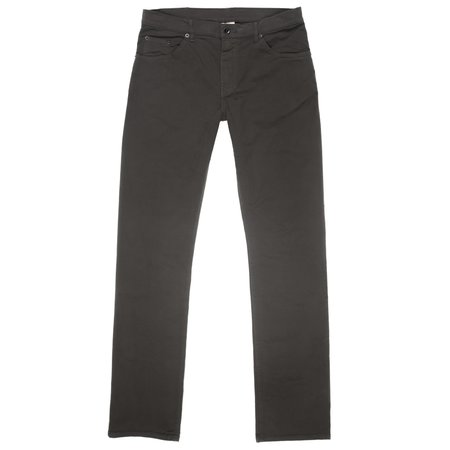 Raleigh Denim Workshop Smoke Brushed Twill