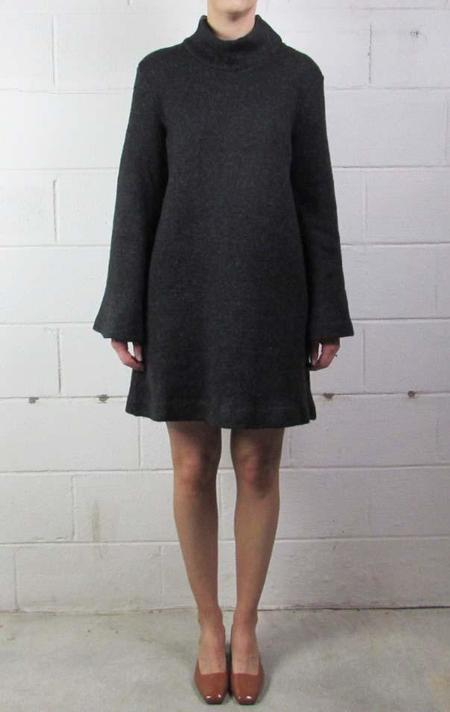 Third Form unravel polo knit dress