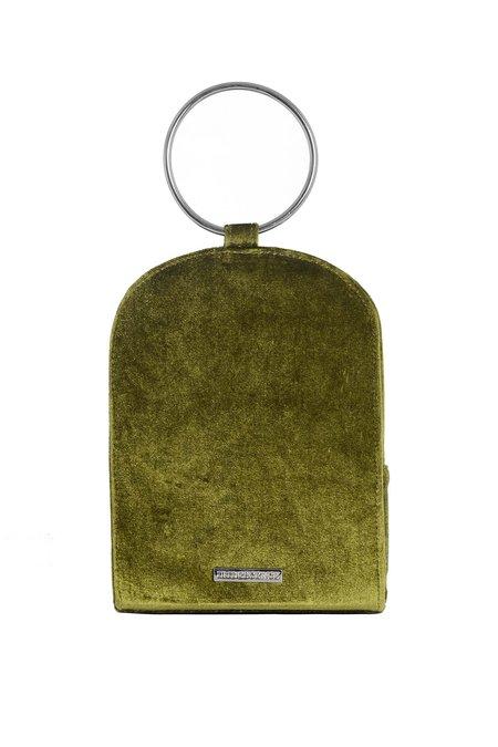 Iridescence Pullman Bag - Green