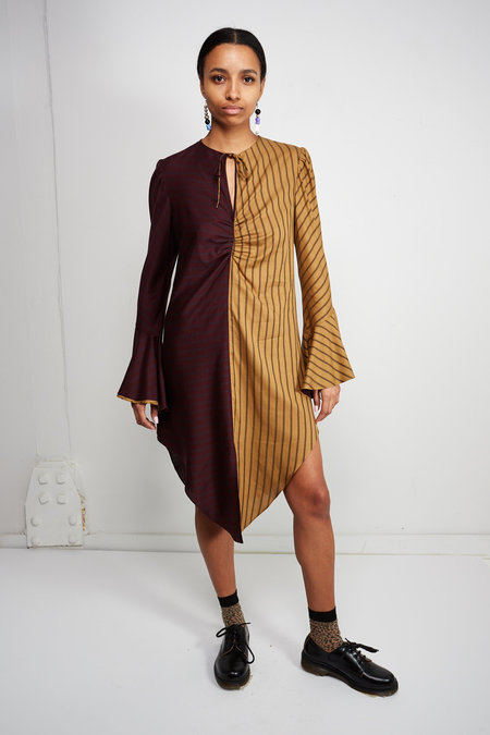 Kahle  Two-tone Night Dress