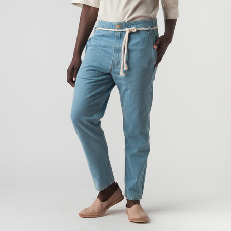 Prospective Flow Kaze Four Pocket Pant in Five Year Fade