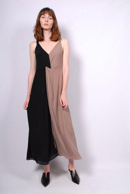 Shaina Mote Noa Dress - Color blocked