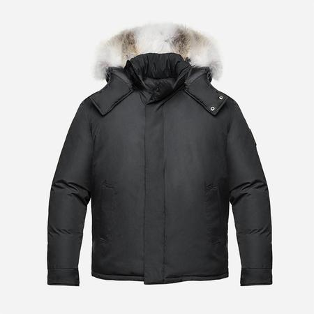 Arctic Bay Bradford City Parka - Black
