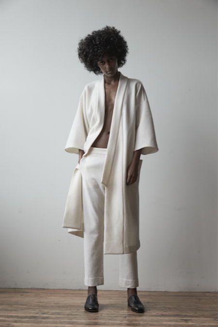 KES Kimono Coat