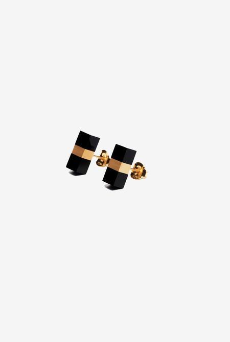 Ming Yu Wang Cell Earrings