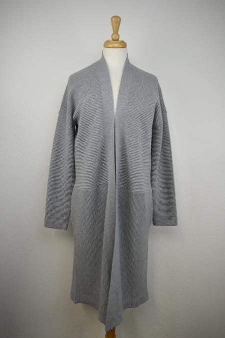 Elk Long Knit Cardigan
