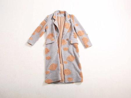 Kurt Lyle Veronique Coat - Cloudy