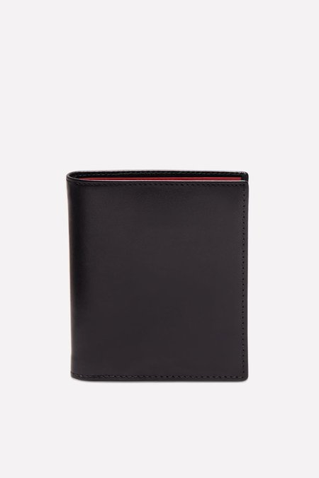 Ettinger Leather Mini Wallet