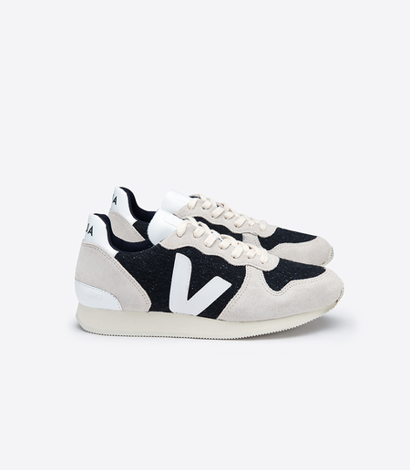 Veja Holiday Flannel - Dark Natural