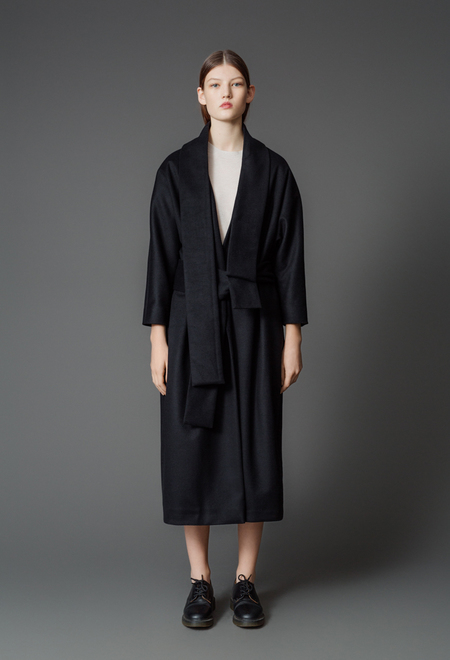 Samuji Kalani Coat - Black