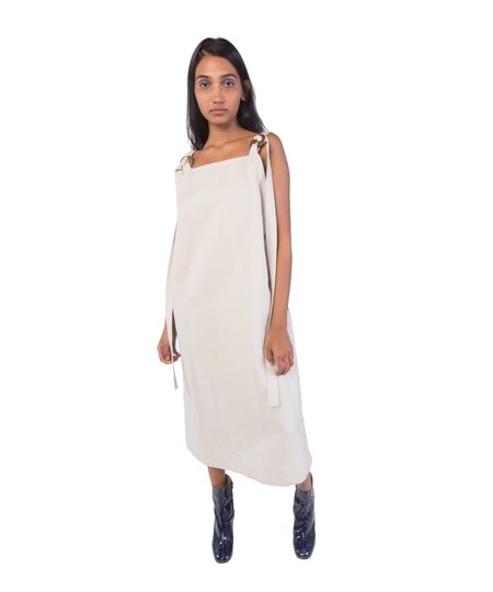 Baserange Duffy Overall Dress