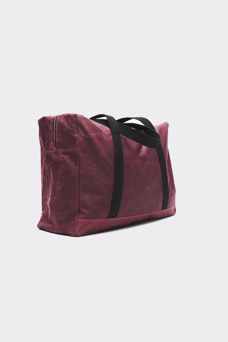 Alex Crane Store Carryall - Wine