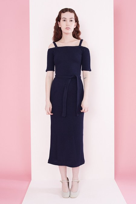 Samantha Pleet Capulet Dress - Midnight