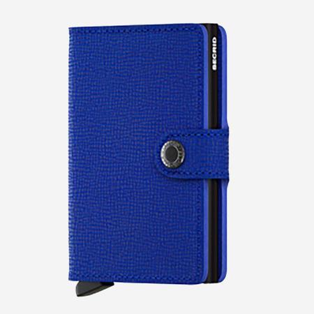 SECRID Mini Wallet - Crisple Blue