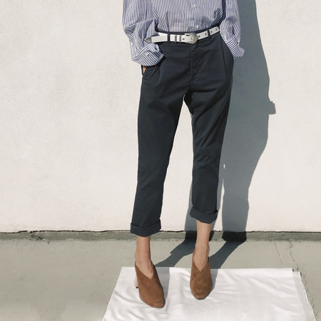 Hope News Trouser - Faded Black