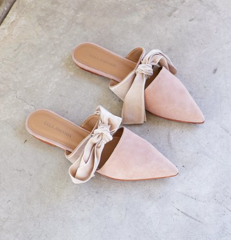 Ulla Johnson Lou Slide in Rose