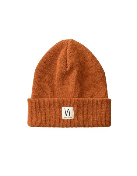 Nudie Liamsson Beanie - Orange
