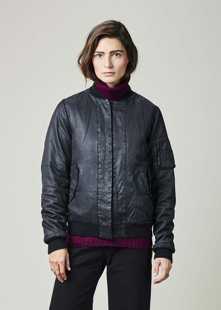 Hannes Roether Gorki Bomber Jacket