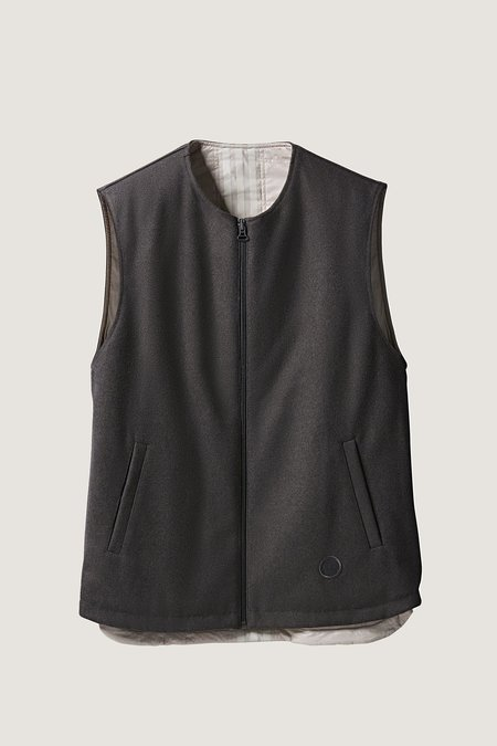 Adidas X Wings + Horns Reversible Vest - Light Brown