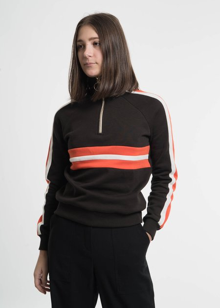 Harmony Dark Brown Sidonie Sweatshirt