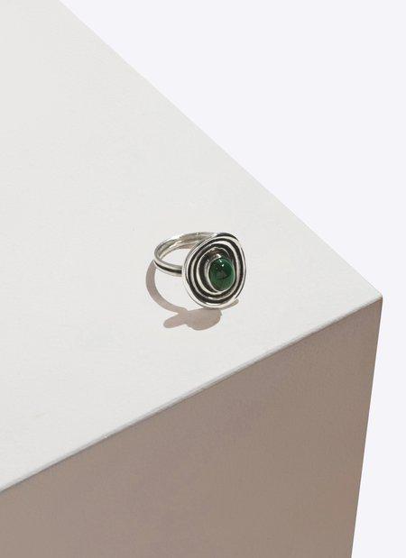 Pamela Love Stone Saturn Ring