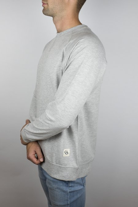 Craft of Lyfe The Passion Raglan in Light Grey