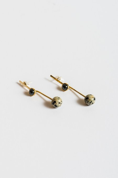 Quarry Annika Double Earrings