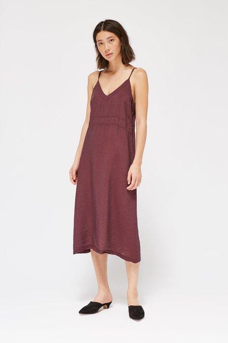 Lacausa Clothing Alma Slip Dress - Beret