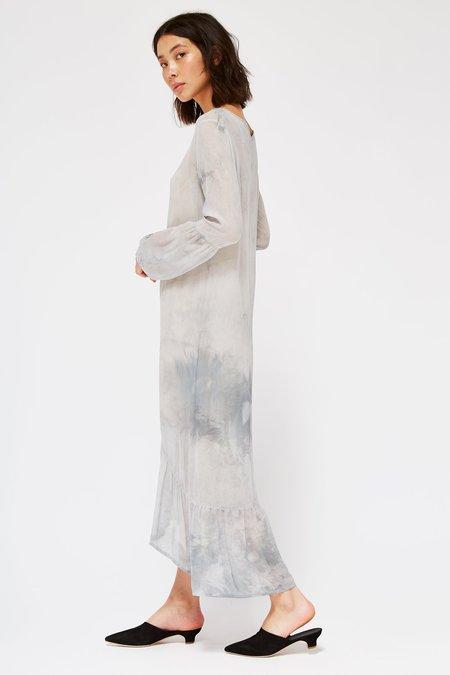 Lacausa Clothing Topanga Dress - Crystal Wash
