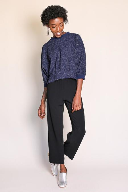 Rachel Comey Bae Top in Navy