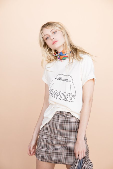 BETWEEN TEN Hannah Mini Skirt