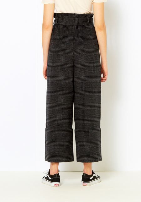 Ganni Woodside Pant - Pinstripe