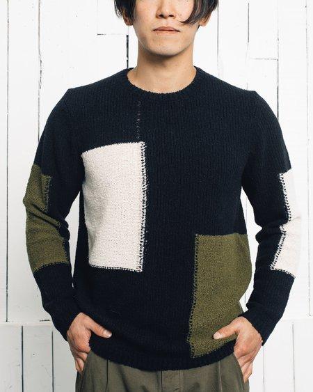 Folk Interference Sweater