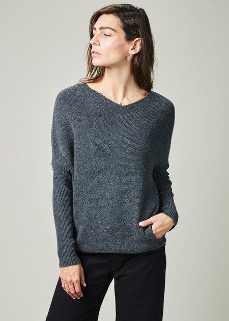 Kristensen du Nord V-Neck Drop Shoulder Sweater
