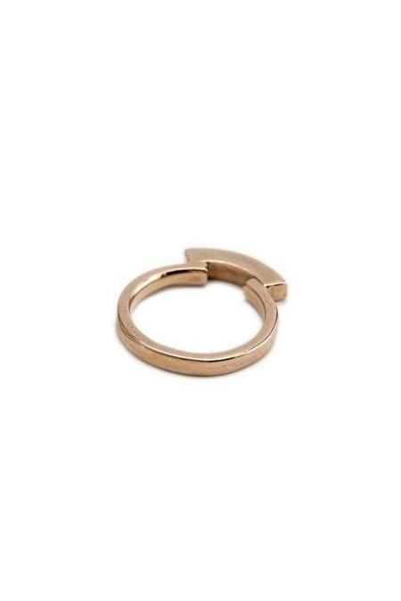 NEAL Jewelry Lore Ring - Bronze