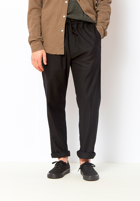 You Must Create Wool Alva Pant - Black