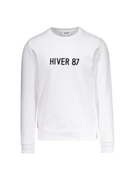 A.P.C. Hiver 87 Sweatshirt - Blanc