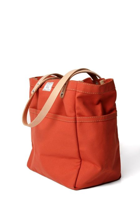 Artifact Campus Tote - Papaya