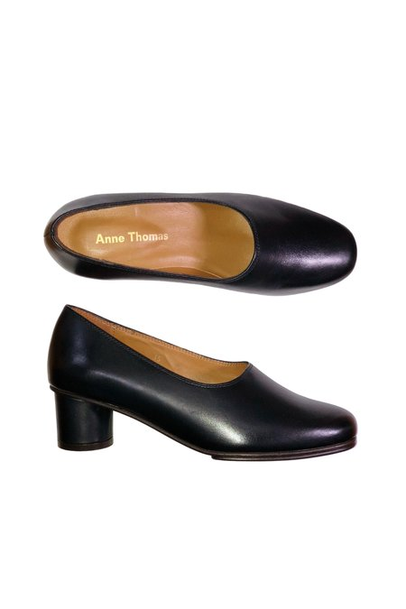 Anne Thomas Jeanne Pump - Black