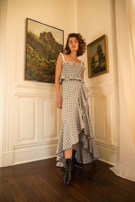 Nika Tang SS18 Pre-Order Roseta Maxi Skirt
